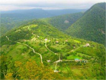 Село Анухва